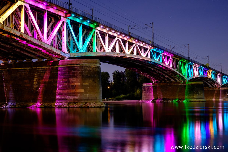 Warszawa. Most Średnicowy.