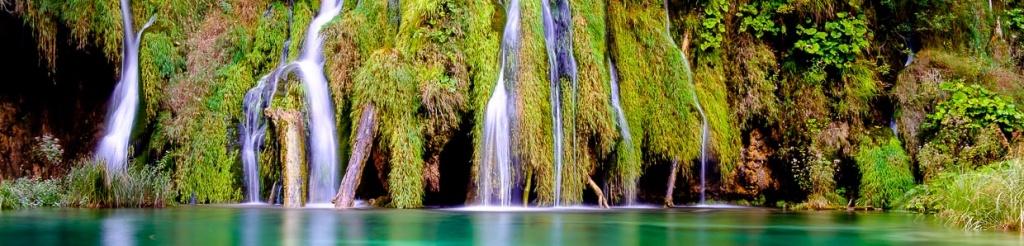 panorama jeziora plitwickie chorwacja