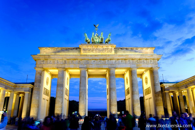 berlin brama brandenburska gdzie wyjechać na majówkę