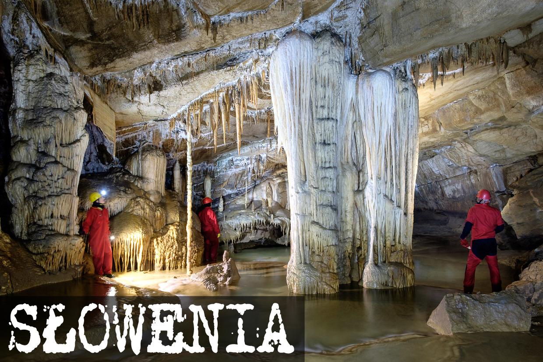 słowenia jaskinie kras słoweński