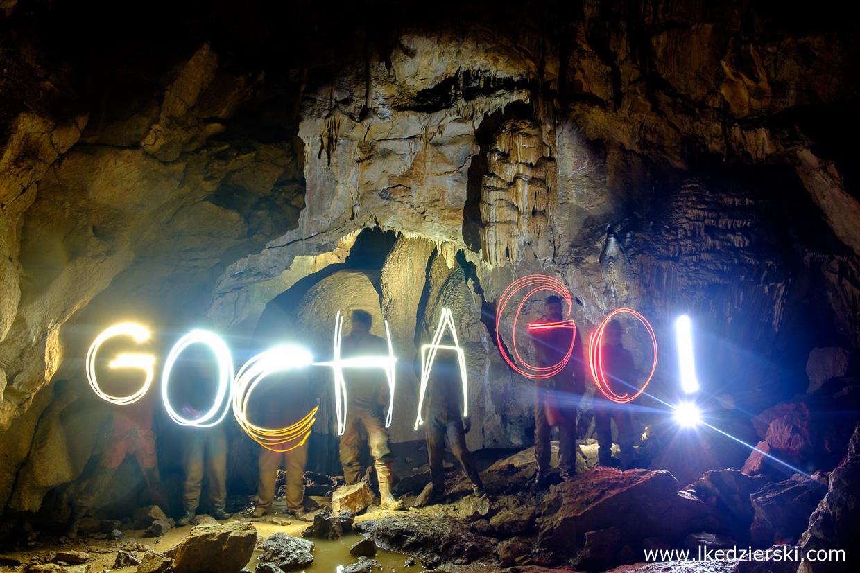 jaskinie w słowenii mackovica Mačkovica