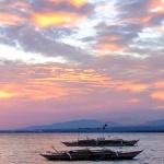 Magiczne zachody słońca na Filipinach