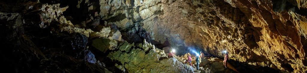 panorama jaskinia mackovica