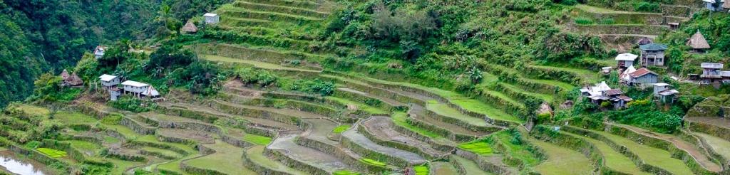 panorama filipiny batad tarasy ryżowe