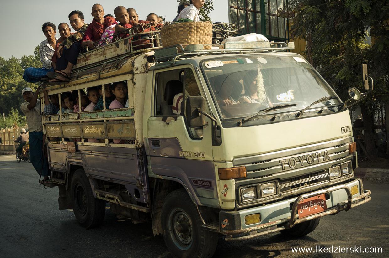 birma transport