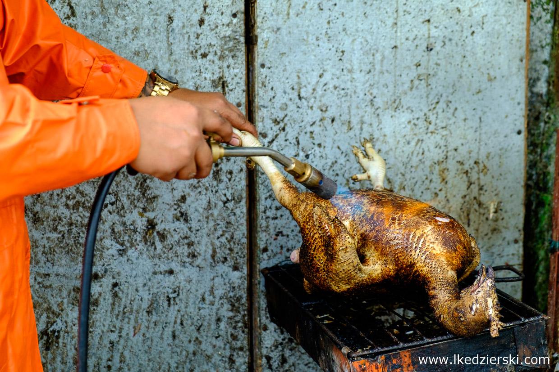 filipiny jedzenie kurczak