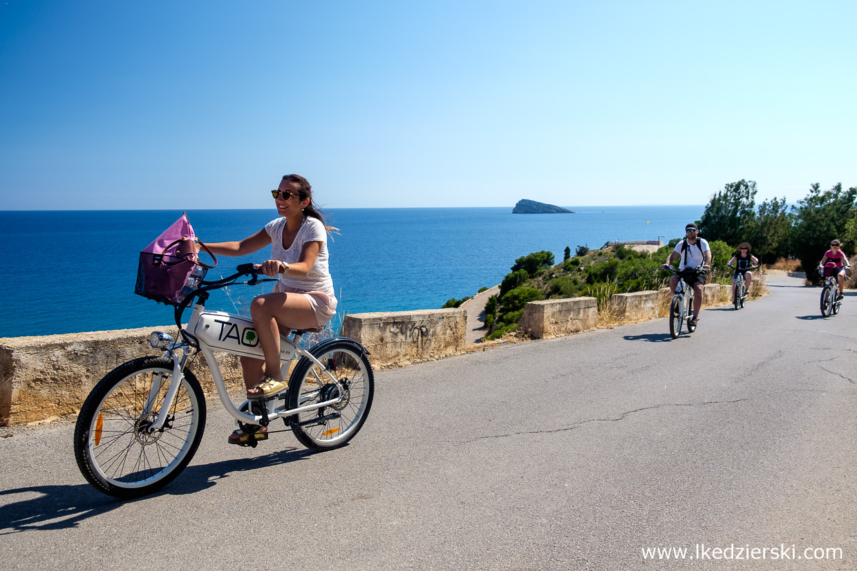 benidorm atrakcje rowery atrakcje benidorm