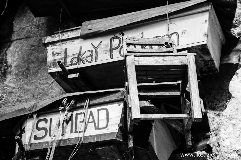 sagada hanging coffins wiszące trumny filipiny luzon