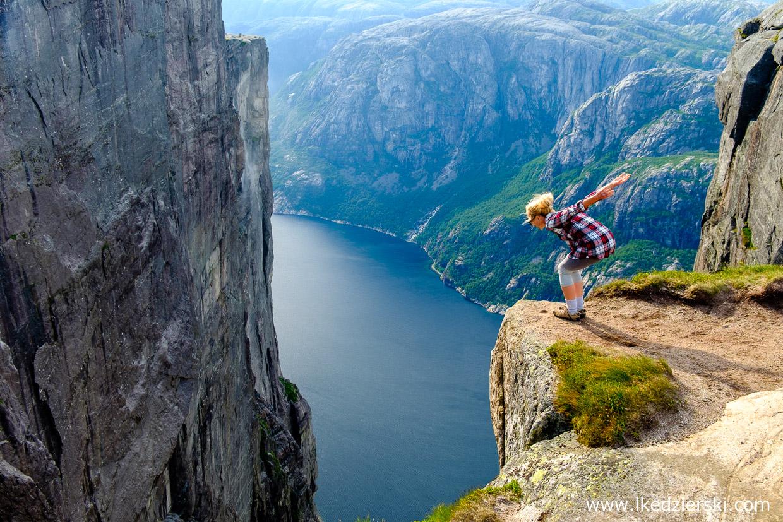 norwegia kjerag