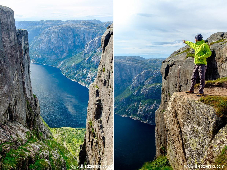 norwegia kjeragbolten trekking