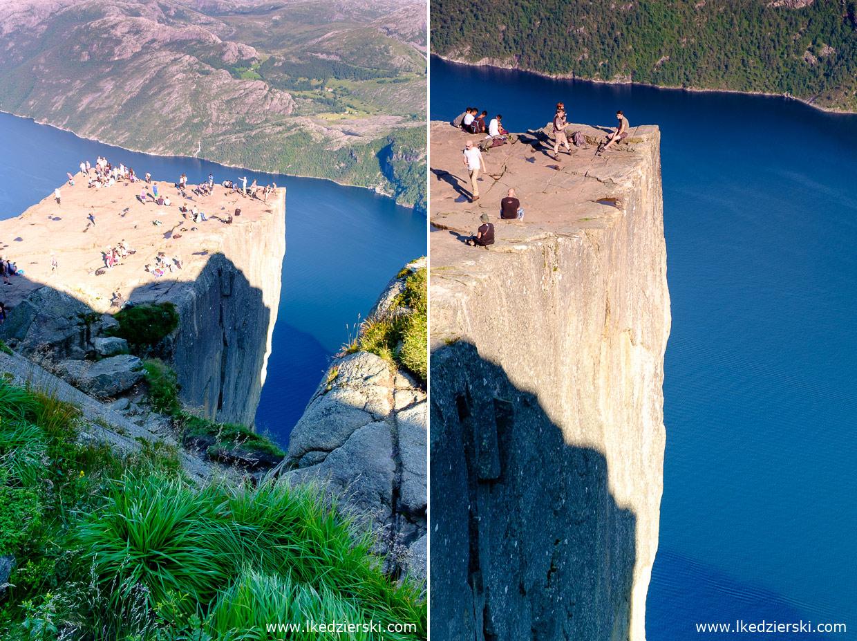 preikestolen norwegia atrakcje norwegii szlak