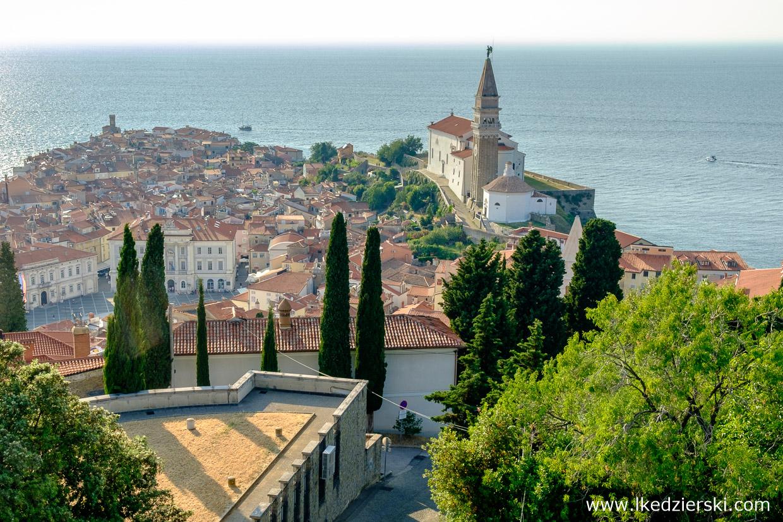 słowenia atrakcje słowenii piran