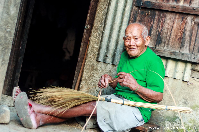 buscalan daily life filipiny philippines wioska