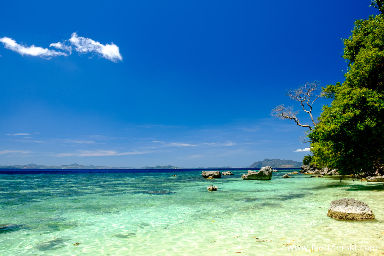 filipiny coron tour a atwayan beach island hopping tour a