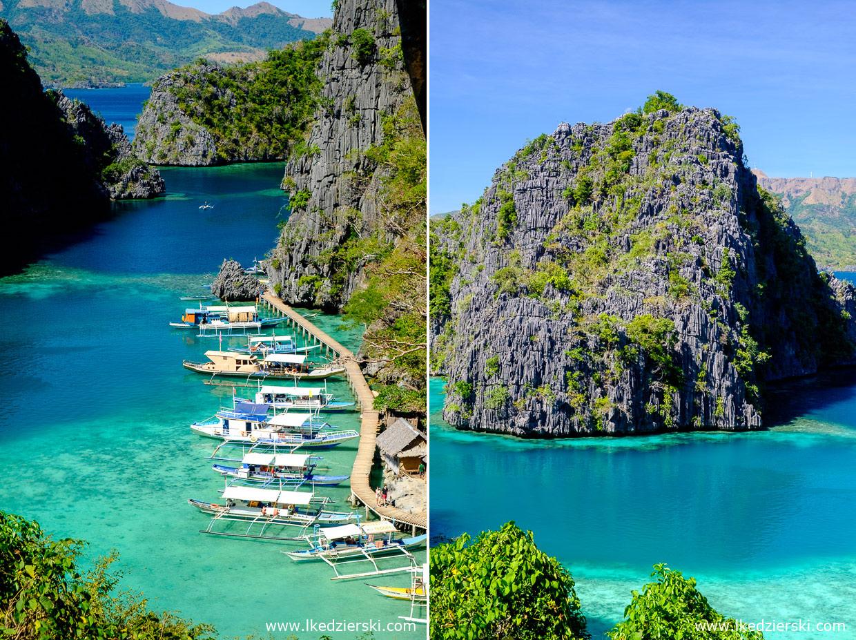 filipiny coron tour a kayangan lake island hopping tour a