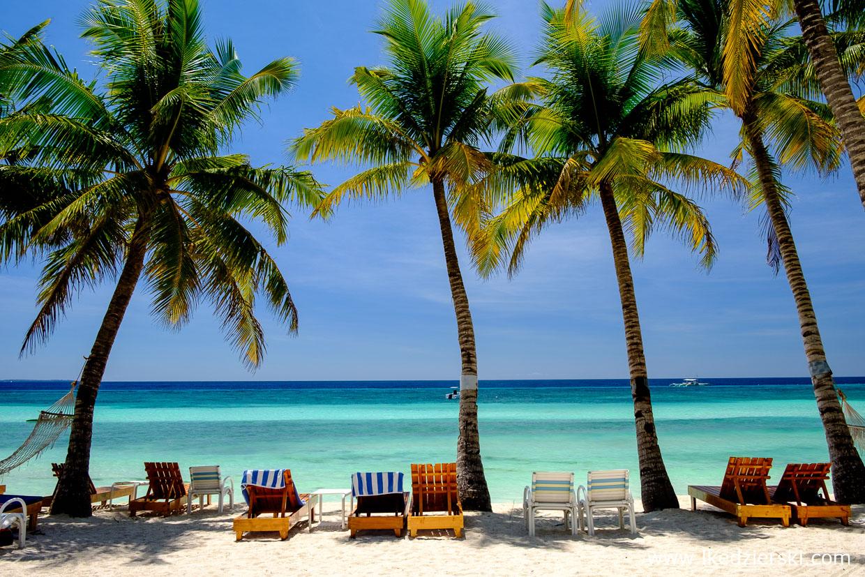 filipiny dumaluan beach philippines plaża atrakcje filipin