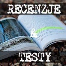 testy sprzętu, recenzje książek