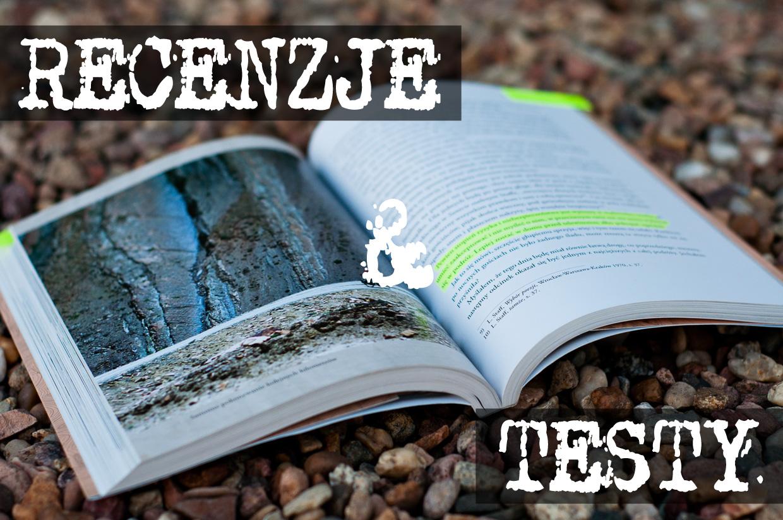 lkedzierski recenzje książek testy sprzętu