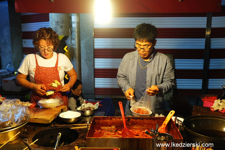 andong jedzenie
