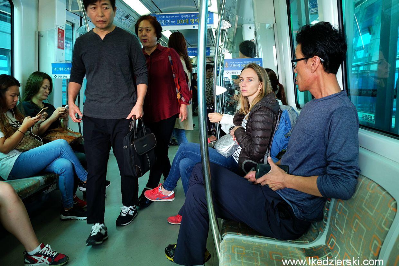 busan metro korea południowa