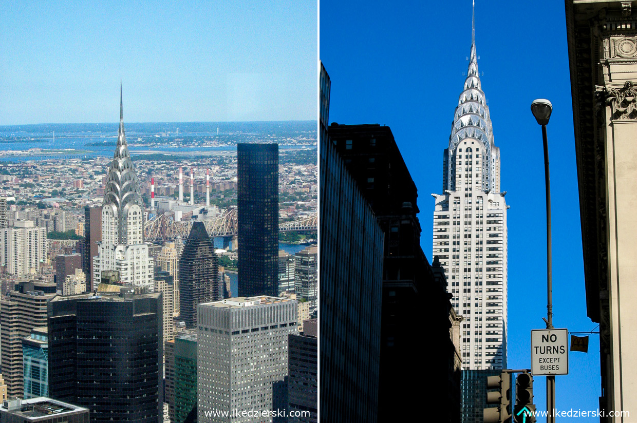 nowy jork Chrysler Building