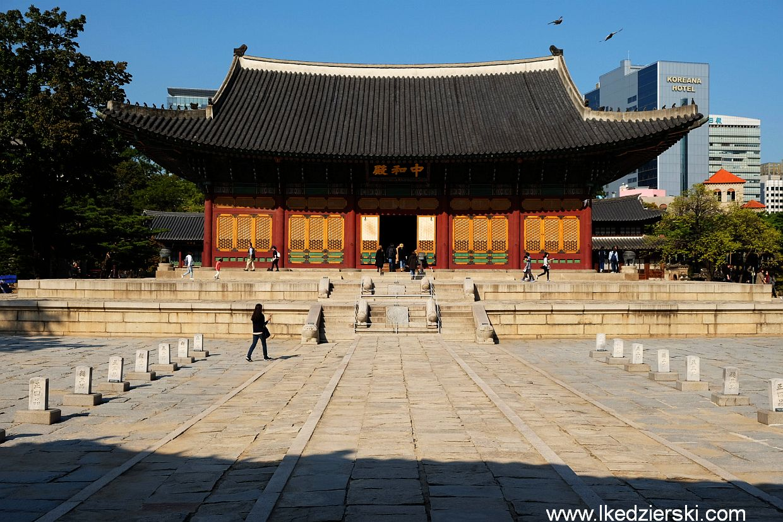 seul deoksugung palace
