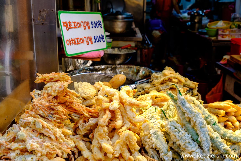 korea południowa jedzenie