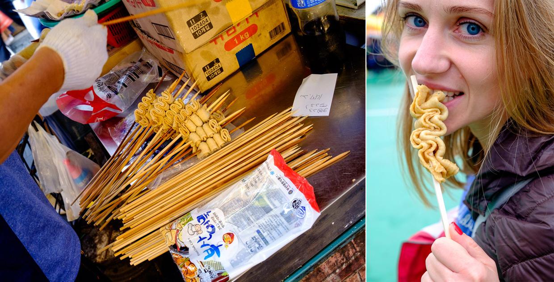 korea street food uliczne jedzenie w korei korean street food odeng