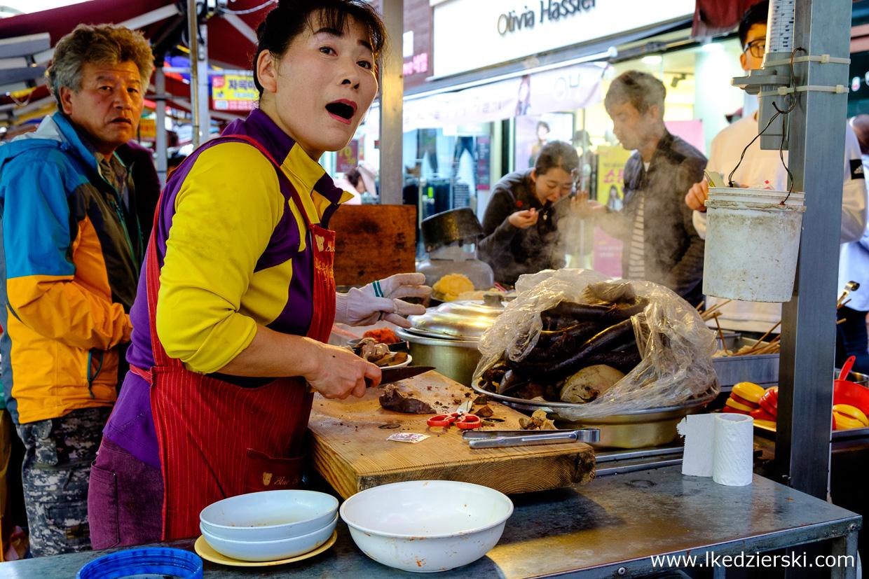 korea street food uliczne jedzenie w korei korean street food soondae