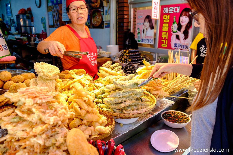 korea street food uliczne jedzenie w korei korean street food twigim