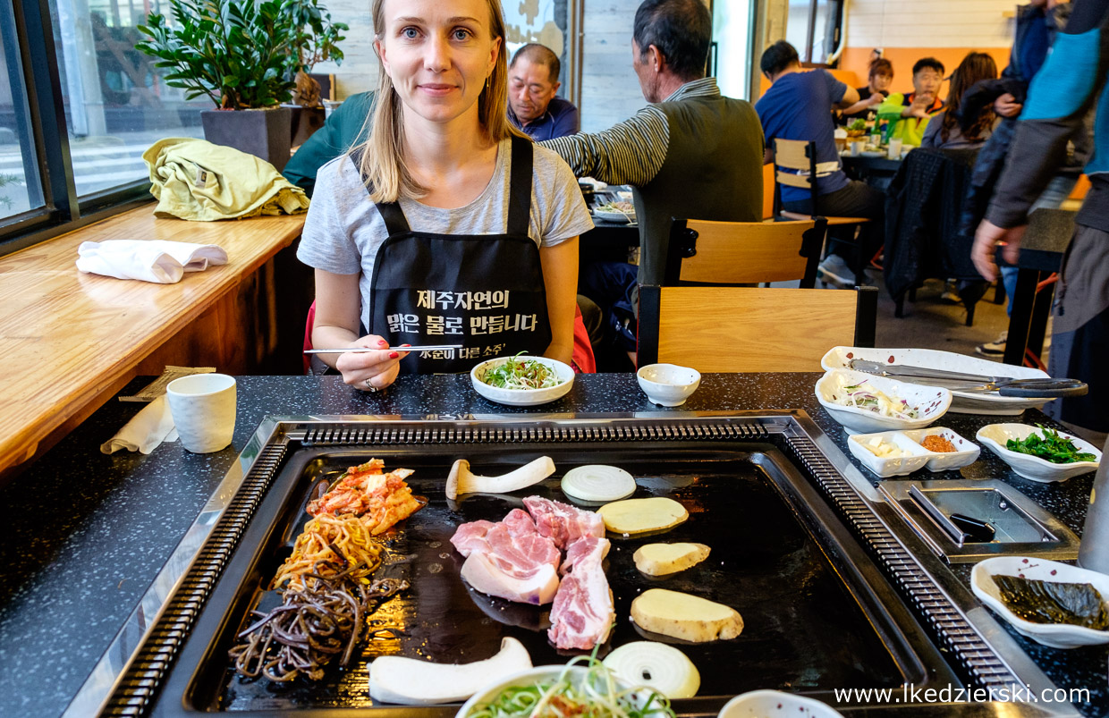 Gogigui Koreanski Grill Korean Bbq Co To Jest Jak Sie W Korei