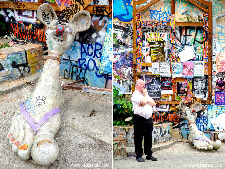 słowenia lublana metelkova street art