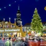 Striezelmarkt – magiczny jarmark bożonarodzeniowy w Dreźnie