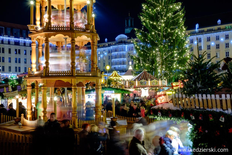 drezno striezelmarkt jarmark bożonarodzeniowy weihnachtsmarkt