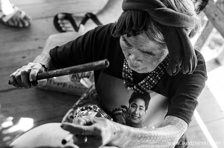 filipiny buscalan kalinga tattoo tatuaż kalinga