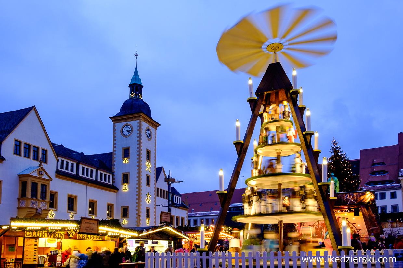 freiberg jarmark bożonarodzeniowy weihnachtsmarkt weihnachtspyramide