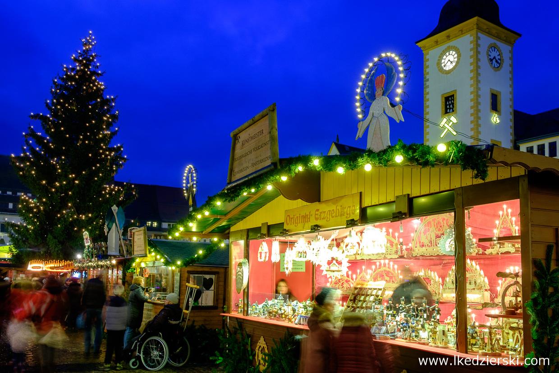 freiberg jarmark bożonarodzeniowy weihnachtsmarkt