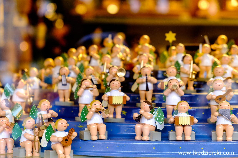 jarmark aniołki grunhainich Grünhainichen co warto kupić na jarmarku