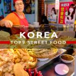 Street food w Korei czyli co warto zjeść na ulicy?