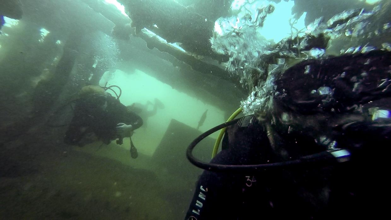 nurkowanie na filipinach coron wraki nurkowanie wrakowe