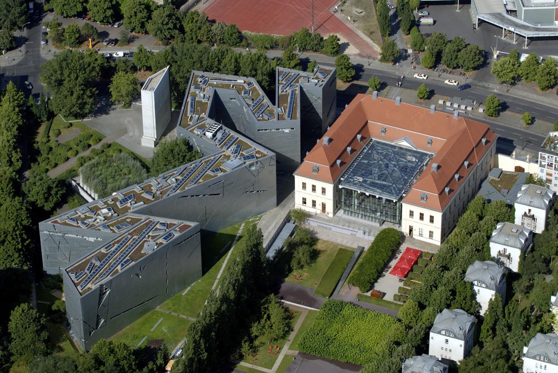 muzea w berlinie Muzeum Żydowskie w Berlinie Jüdisches Museum Berlin