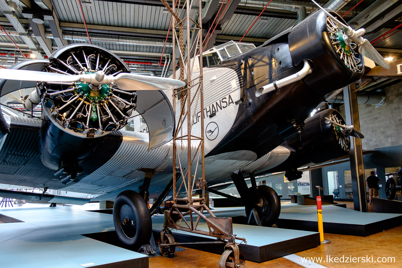 muzea w berlinie Muzeum Techniki (Deutsche Technikmuseum)