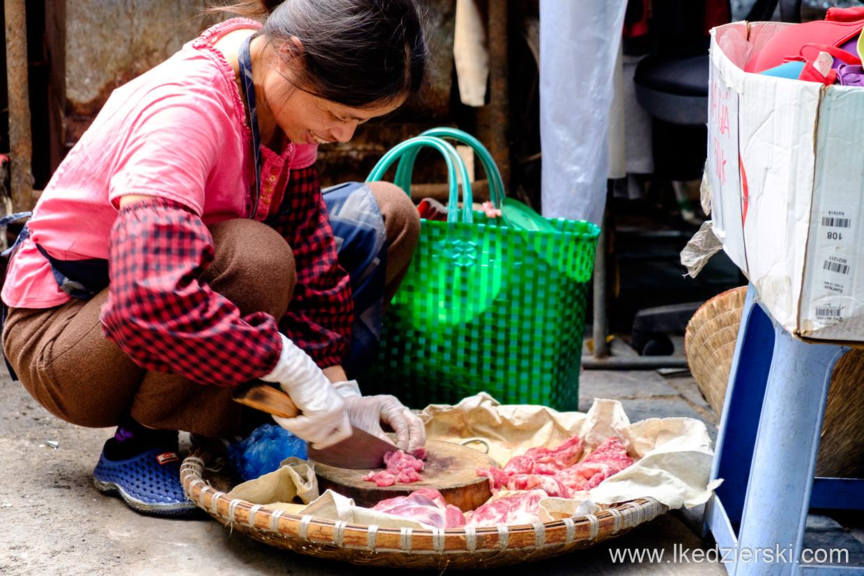 wietnam hanoi old quarter