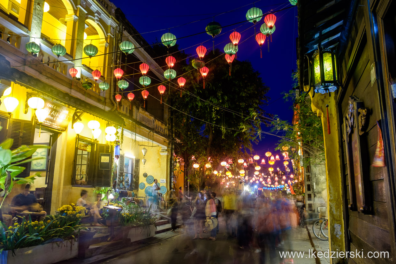wietnam hoi an lampiony
