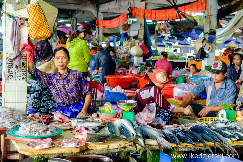 wietnam hoi an morning market targ jedzenie wietnam informacje praktyczne