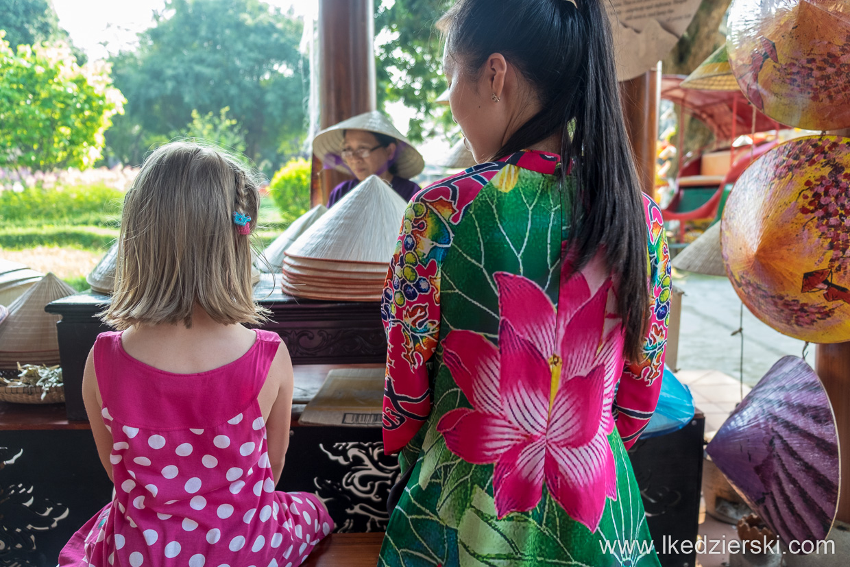 wietnam hue royal palace