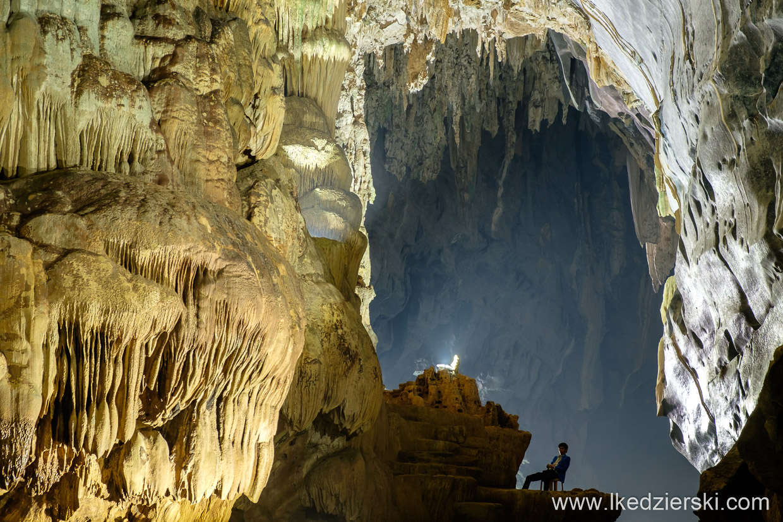 wietnam phong nha cave speleo caving jaskinia