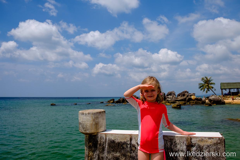 wietnam phu quoc nadia w podróży dziecko w podróży