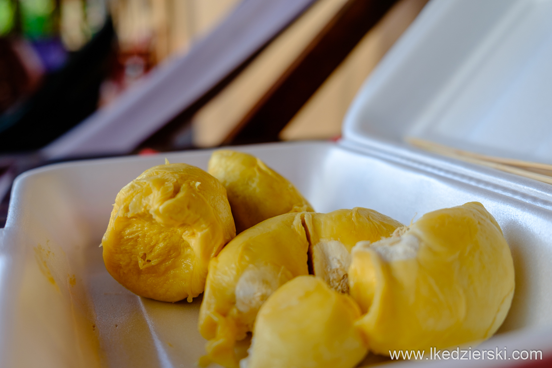 Phu Quoc wietnam durian