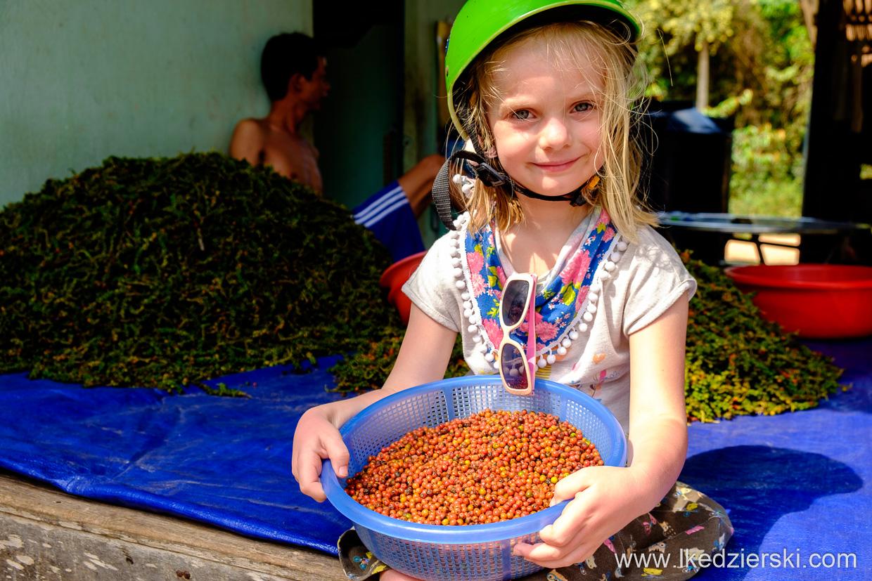 Phu Quoc wietnam nadia w podróży pieprz